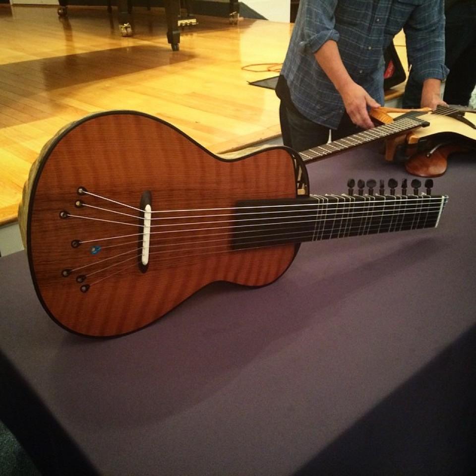 Acoustic Guitar » Florian Vorreiter Lutherie